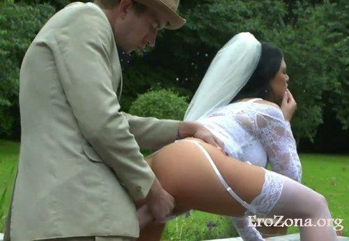 Порно Фото Трахают Невесту