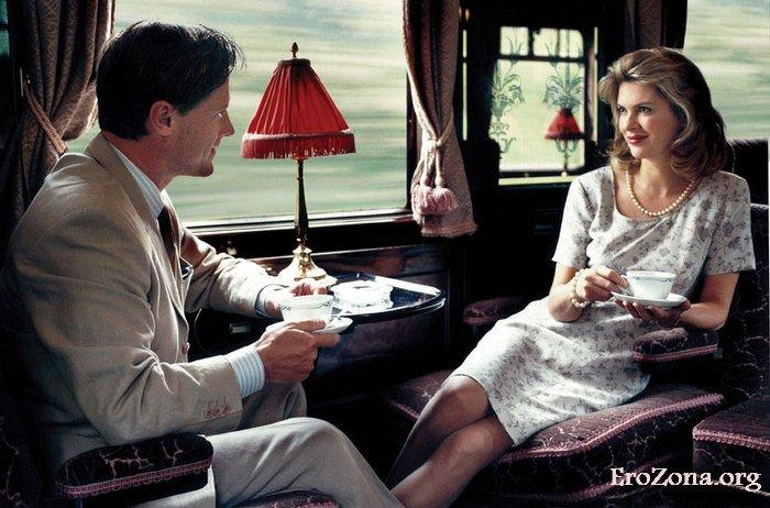 Эро Рассказы Секс В Поезде