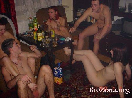 Домашняя вечеринка свингеров, порно фото