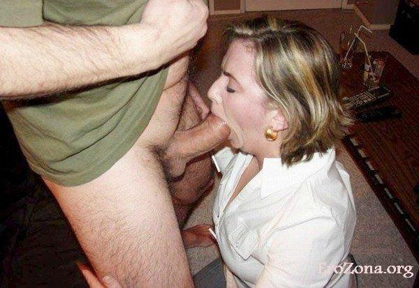 Порно Фото Зрелые Дамы Сосут