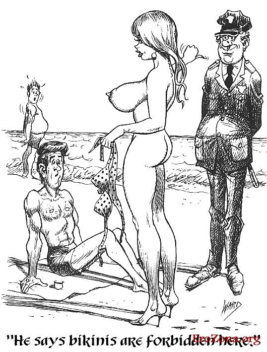 Юмористические Порно Рисунки