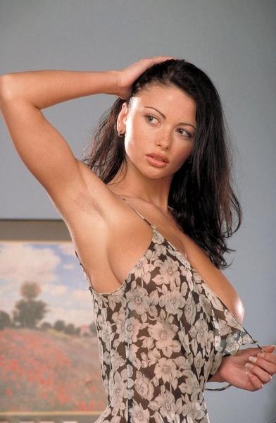 Фото-модель Вероника Земанова (Veronica Zemanova)