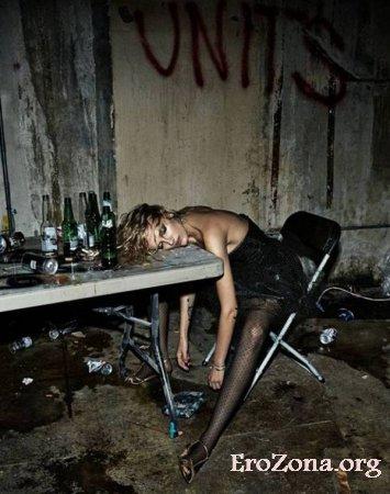 Порно фото пьянных девушек