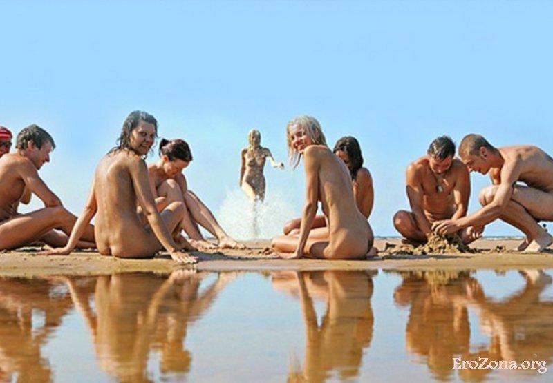 Нудистские Пляжи Онлайн