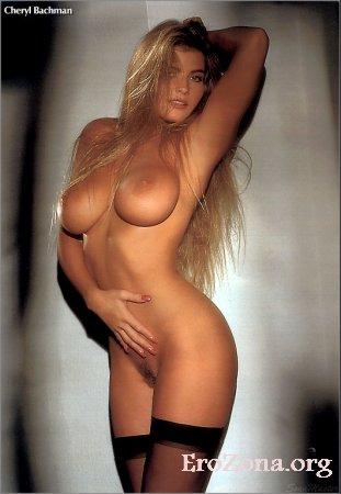 Cheryl Bachman (Шерил Бахман)  - мисс октябрь 1991 Playboy