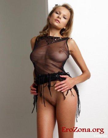женское прозрачное белье частное фото