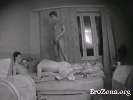 супер секс 18 + с огромном членом и с проституткой