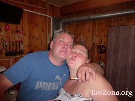 Жена с любовником...