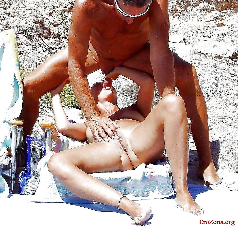 На Пляже Секси