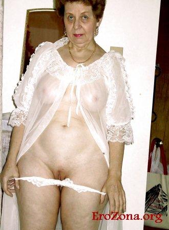 домашнее фото голых бабушек
