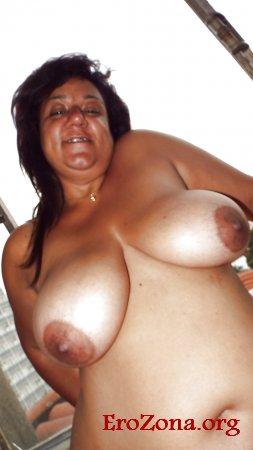 Зрелая толстушка частные фото
