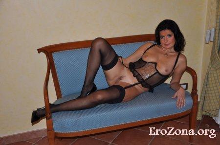 домашнее фото голой зрелой женщины