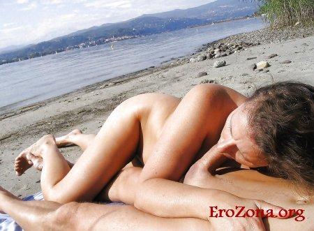 минет и трах на пляжах порно фото