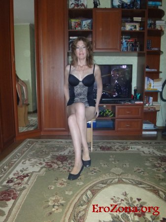 Зрелая тётя Марина