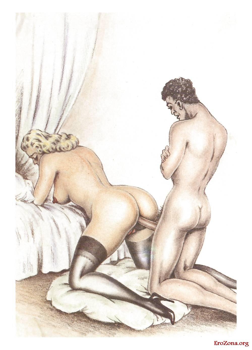 Порно Рисунки И Фото