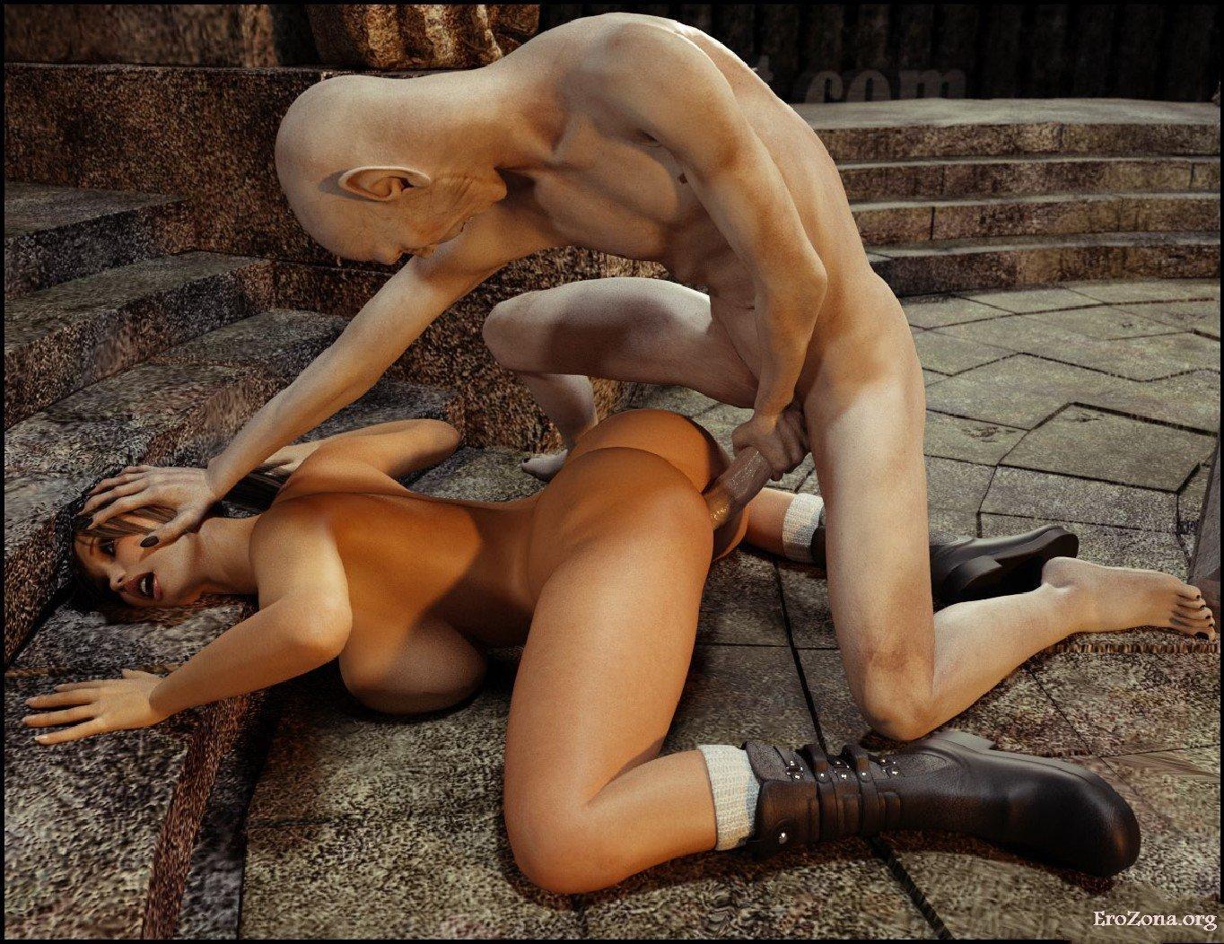 Порно Відео Монстри