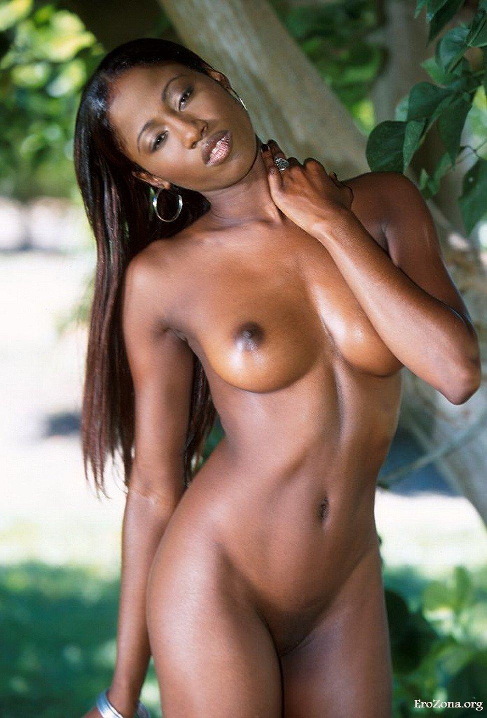 Красивые Обнаженные Негритянки Фото
