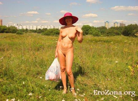 Зрелая жена отдыхает в Строгино (Москва)
