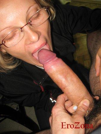 Фото орального секса с Польской шлюшкой Магдой