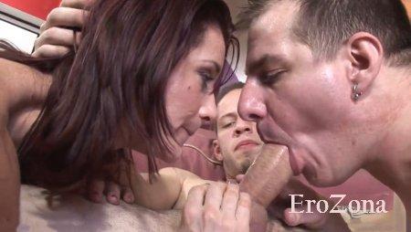 порно жена с мужем сосут хуй любовнику