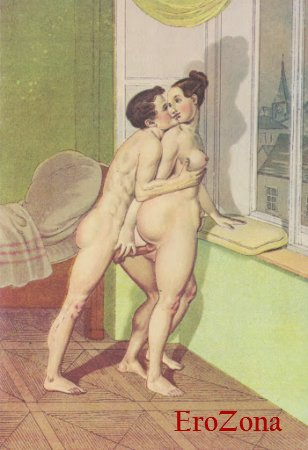 Лучшее рисованное порно