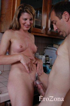 Порно фото пизды в сперме старой женщины