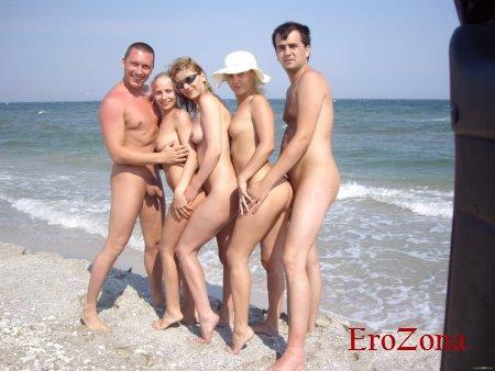 фото семей нудистов
