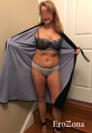 Жена в белье