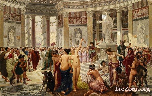 Секс в древнем Египте, Риме и Вавилоне